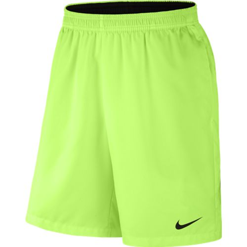 Men's NikeCourt Dry Tennis Short GHOST GREEN/BLACK/BLACK