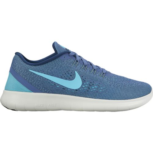Women's Nike Free RN Running Shoe BLUE MOON/POLARIZED BLUE-C