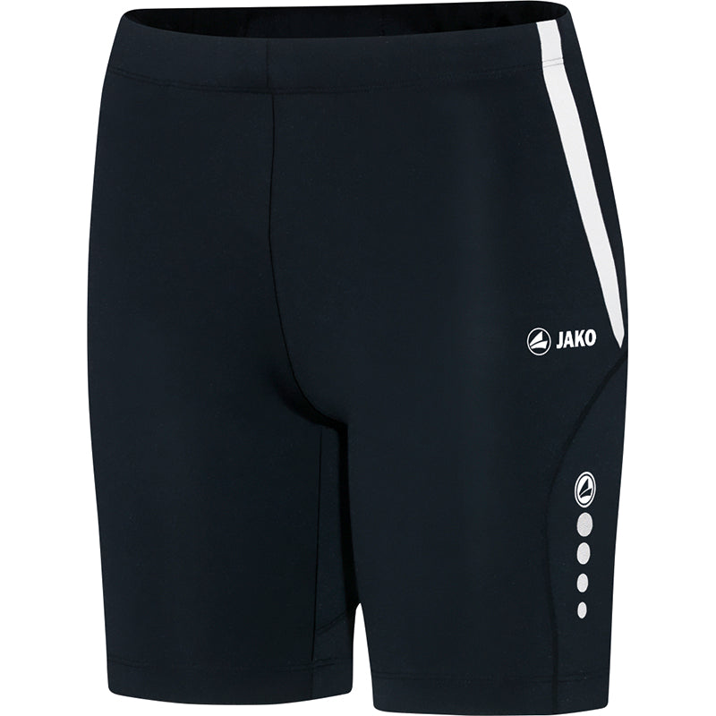 short tight athletico zwart/wit