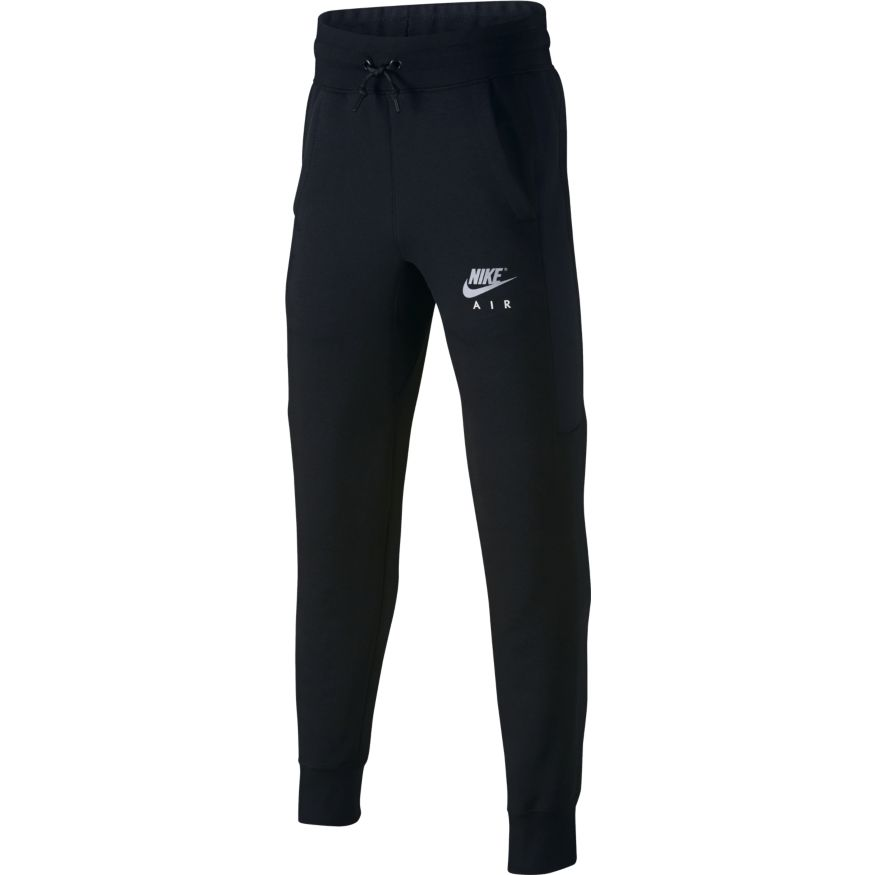 Boys' Nike Air Pants BLACK/ANTHRACITE/COOL GREY