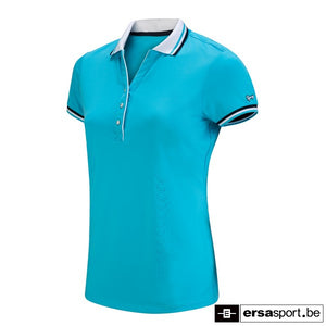 Robin polo pool blue