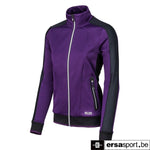 SS lady fullzip top Shila crown jewel