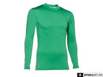 SKIN SHIRT LS TURTLE NECK groen
