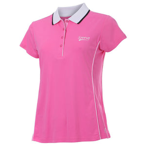 Polo D-BENALLA FLASH PINK