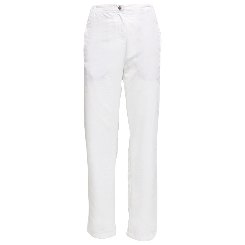 Boston Pant Real White