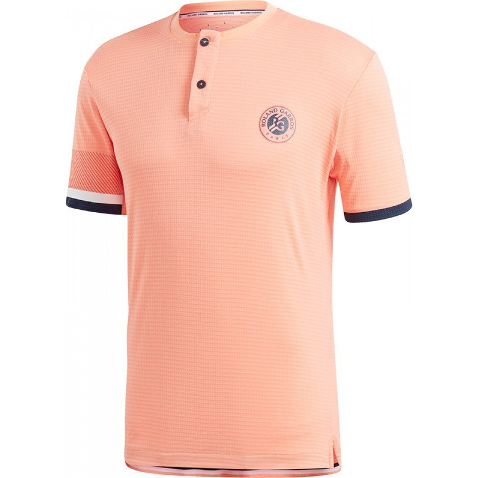 RG CLIMCHILL TEE CHALK CORAL S18