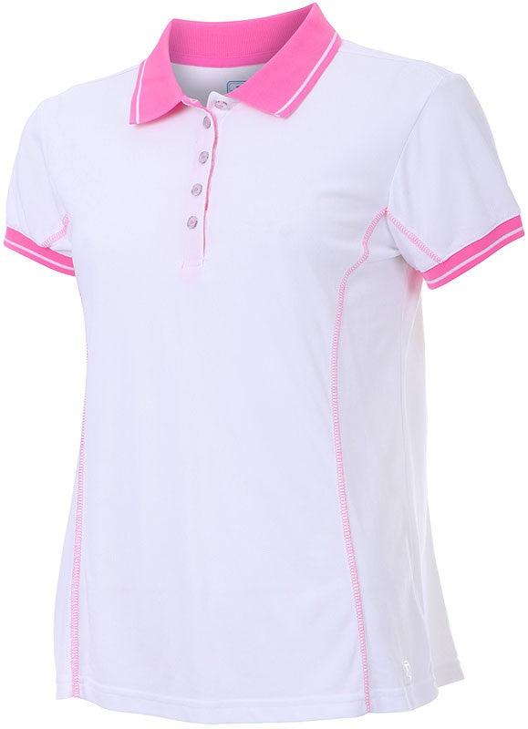 Polo D-TANYA REAL WHITE