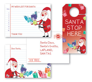 Children's Santa Kit