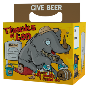 """Thanks a Ton"" Gift Pack"