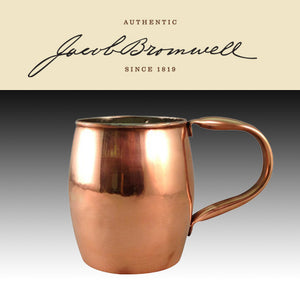 A Sip of American History: Jack's Moscow Mule Cup