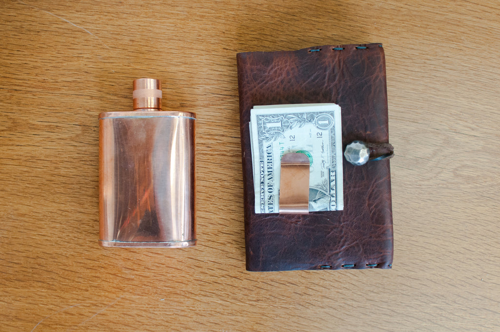 Save 56% on September's Product of the Month-Lexington Money Clip!