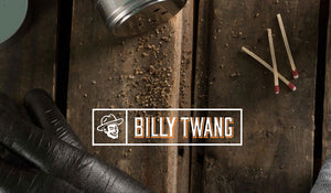 Two American-Made Legends Collide: Jacob Bromwell Acquires Billy Twang!