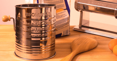 July's Product of the Month: Legendary Flour Sifter (5-Cup)