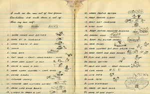 Woody Guthrie's New Year's Rulins'