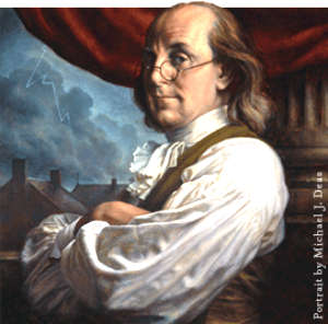 The Quotable Ben Franklin