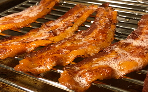 Kitchen Tip: Baking Crispy Bacon