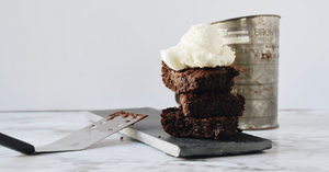 Rich & Fudgy Brownie Recipe