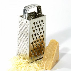 Day 5 of Jacob's Journey: Greater With a Grater
