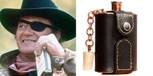 A Flask Fit for a Hollywood Legend