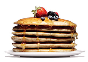 It's National Pancake Month