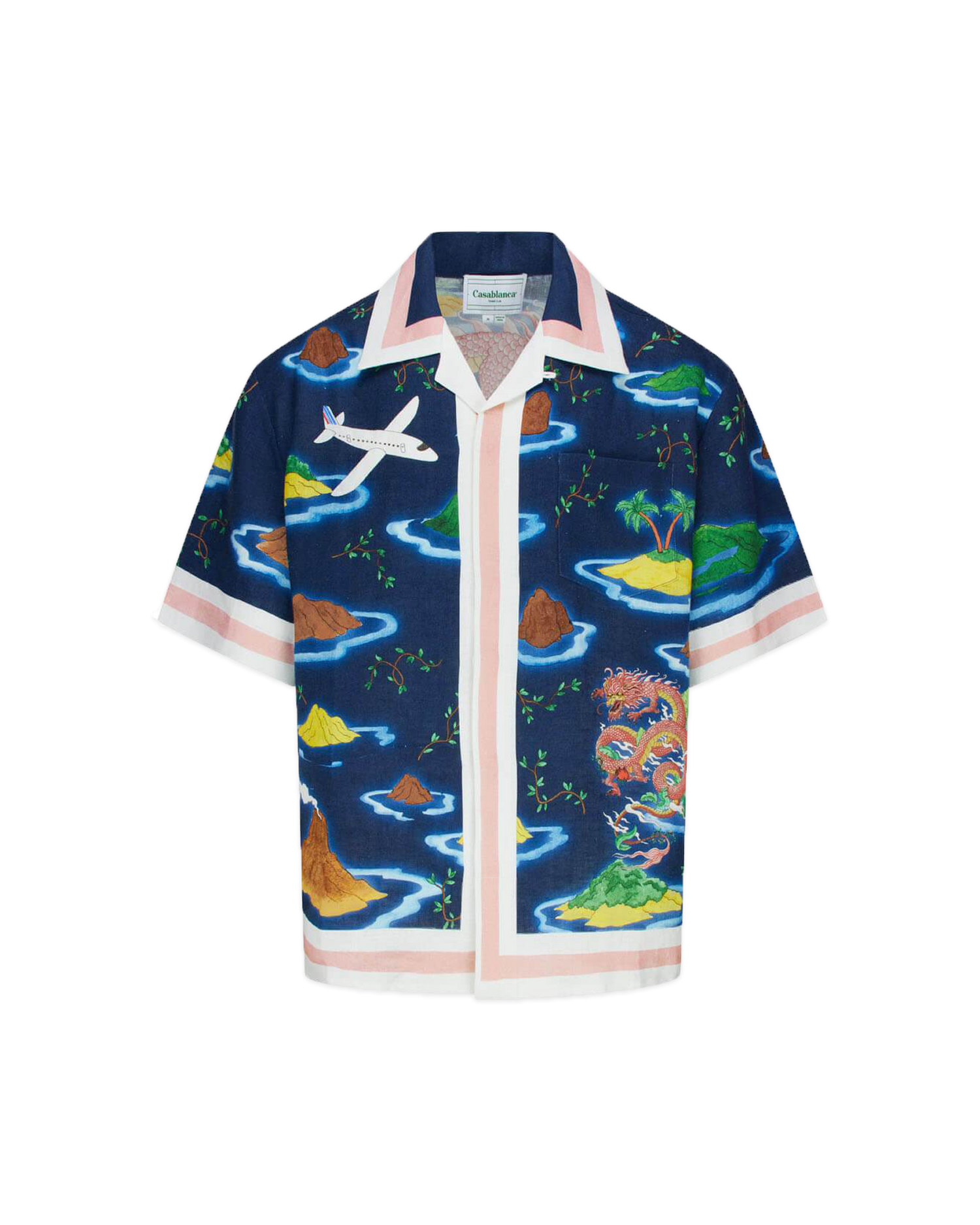 Casa Airways Linen Shirt