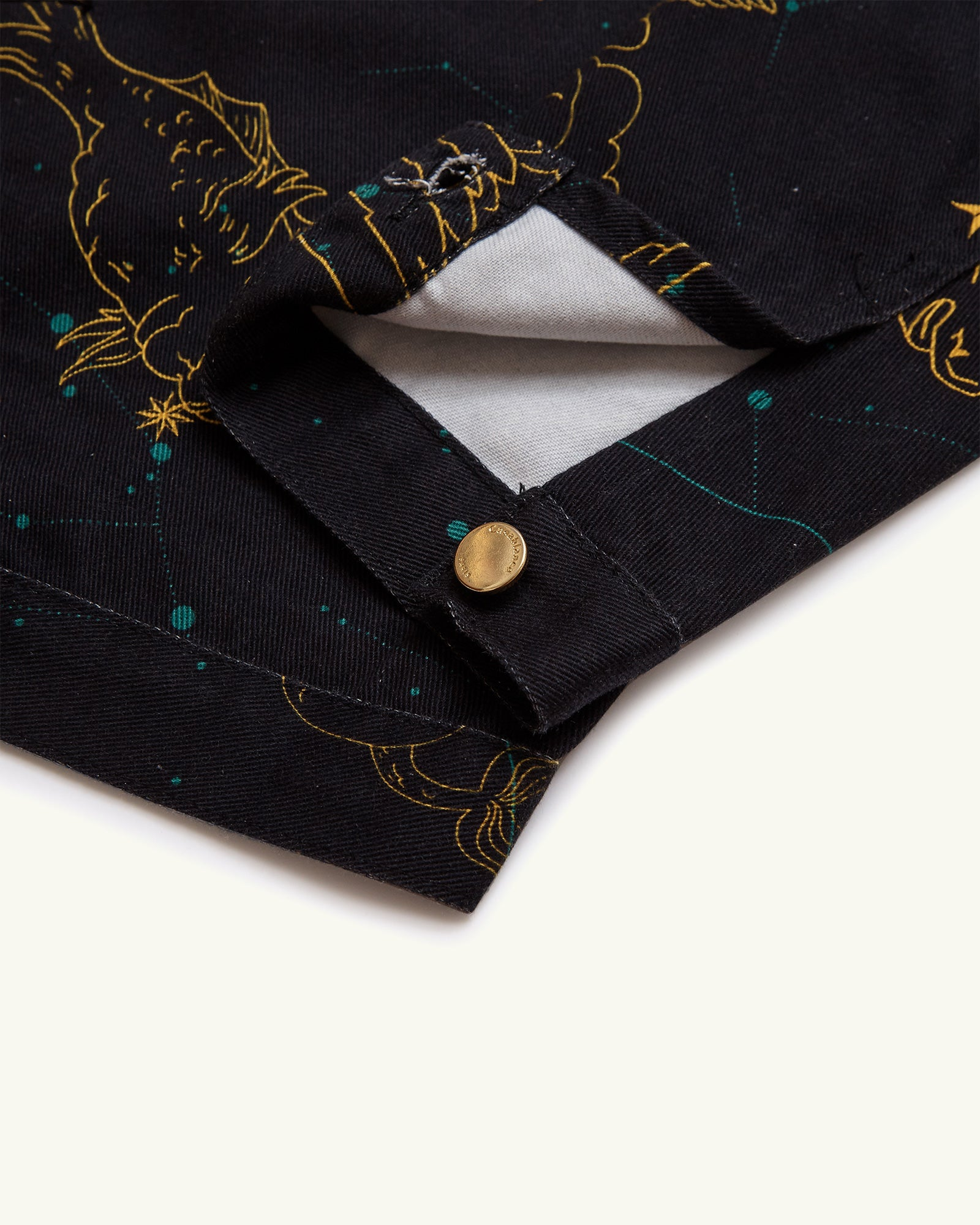 Constellation Denim Jacket
