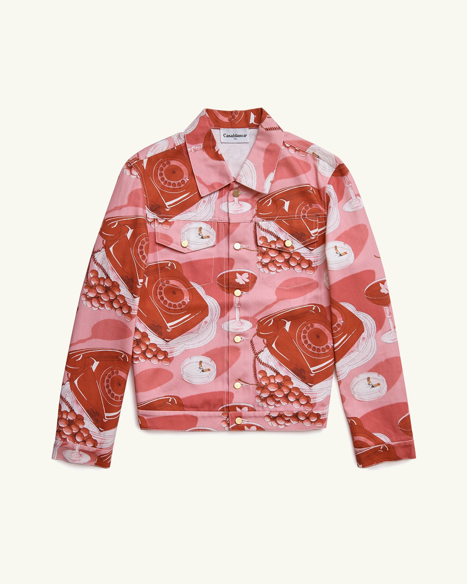 Le Protocole Denim Jacket