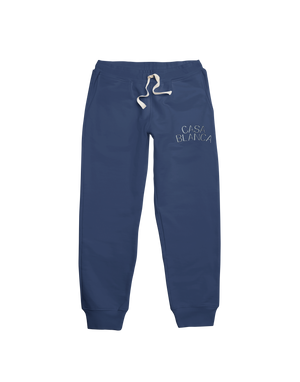 Blue Casablanca Arches Sweatpant