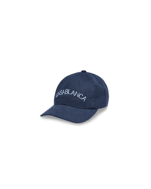 Blue Casablanca Arches Cap