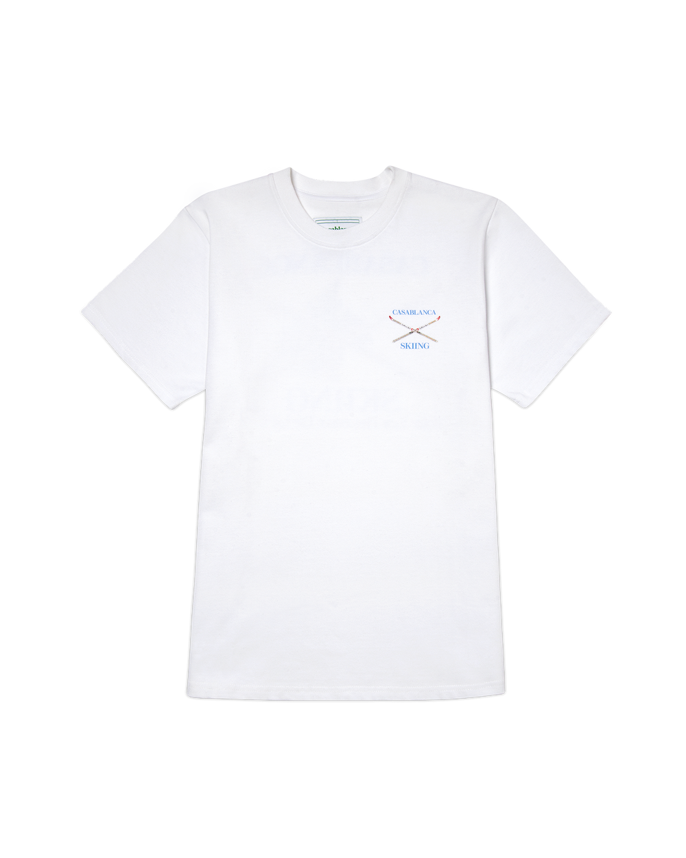 Casablanca Skiing T-shirt