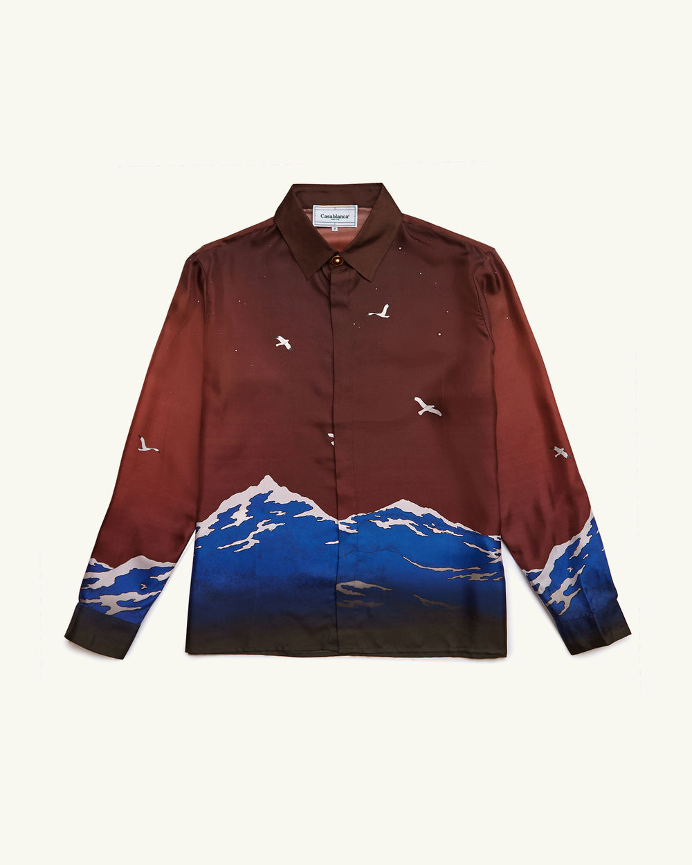 Le Port De Casablanca Silk Shirt
