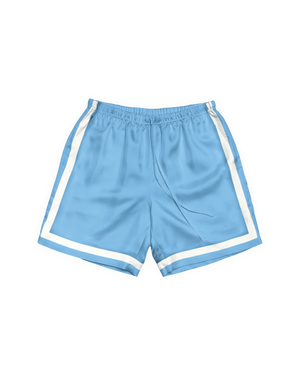 Tennis Silk Shorts