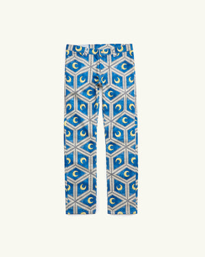Moonlight Tiles Denim Jeans