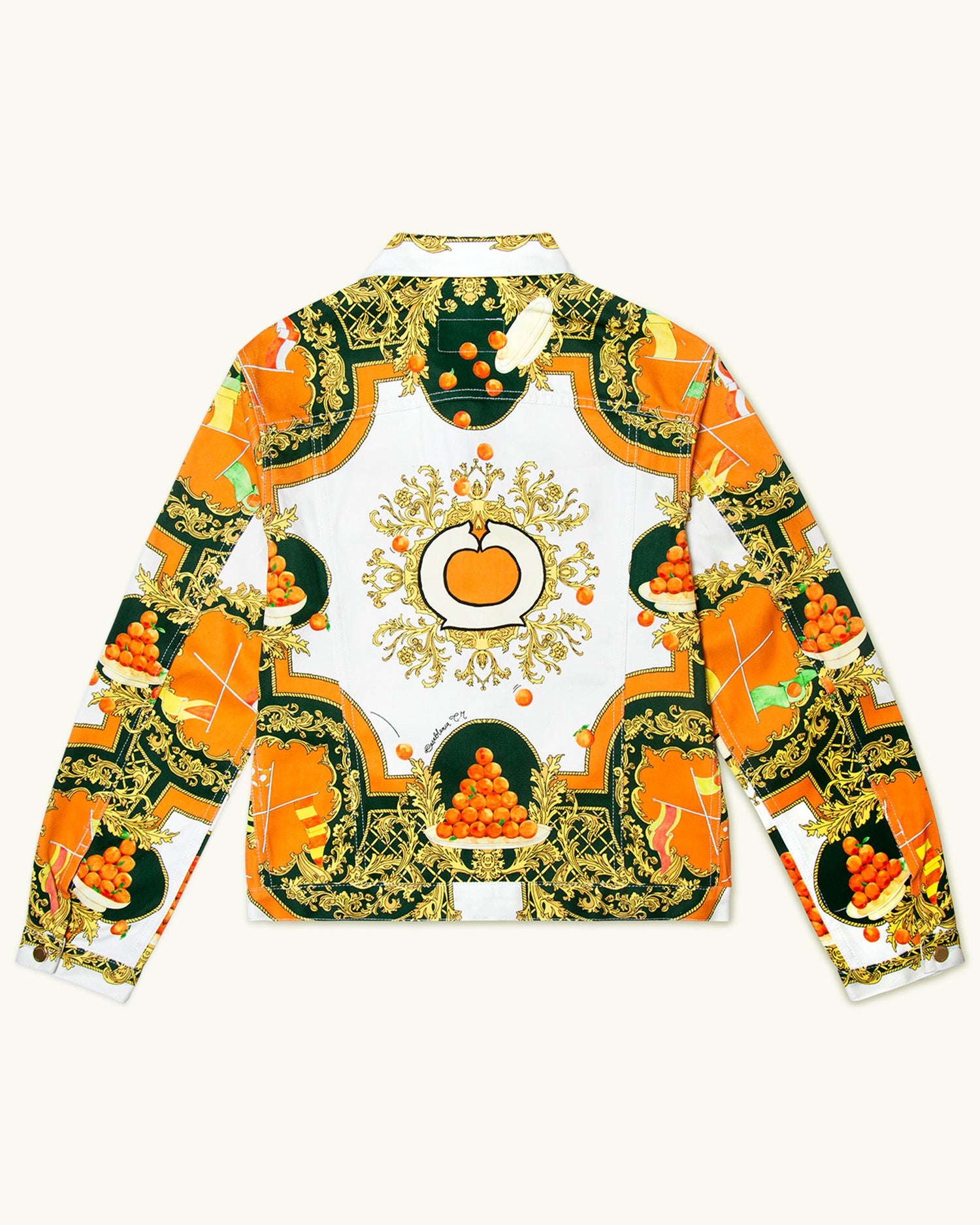 Les Oranges Denim Jacket