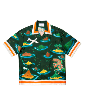 Casa Airways Silk Shirt