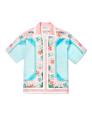 Copacabana Silk Shirt