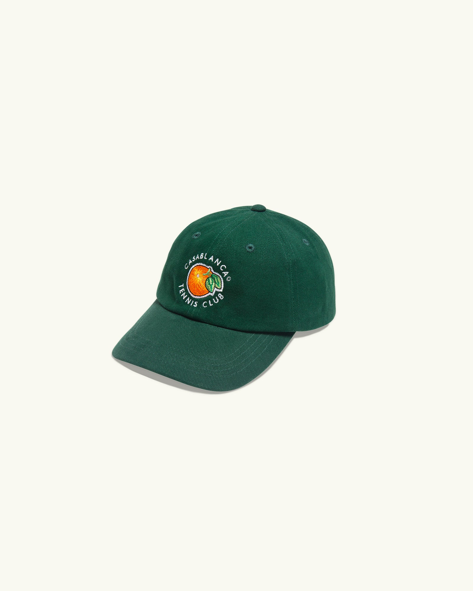Orange Tennis Club Cap