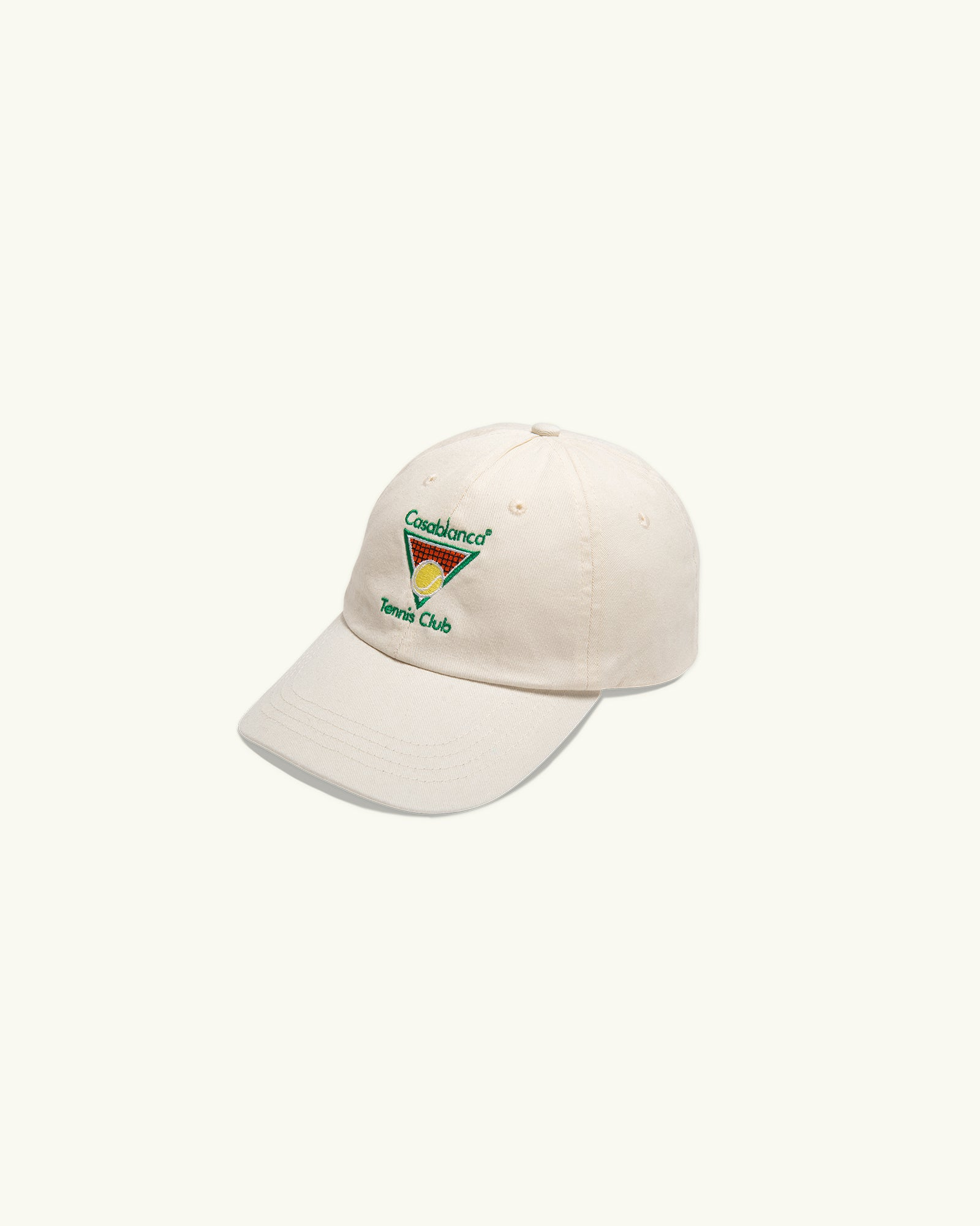 Casablanca Tennis Club Icon Cap