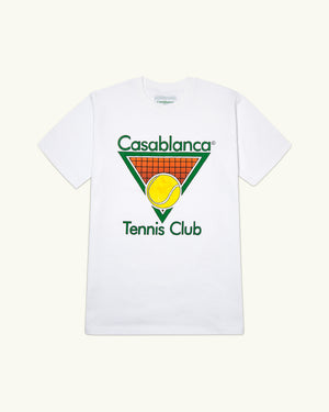 Casablanca Tennis Club Icon T-shirt