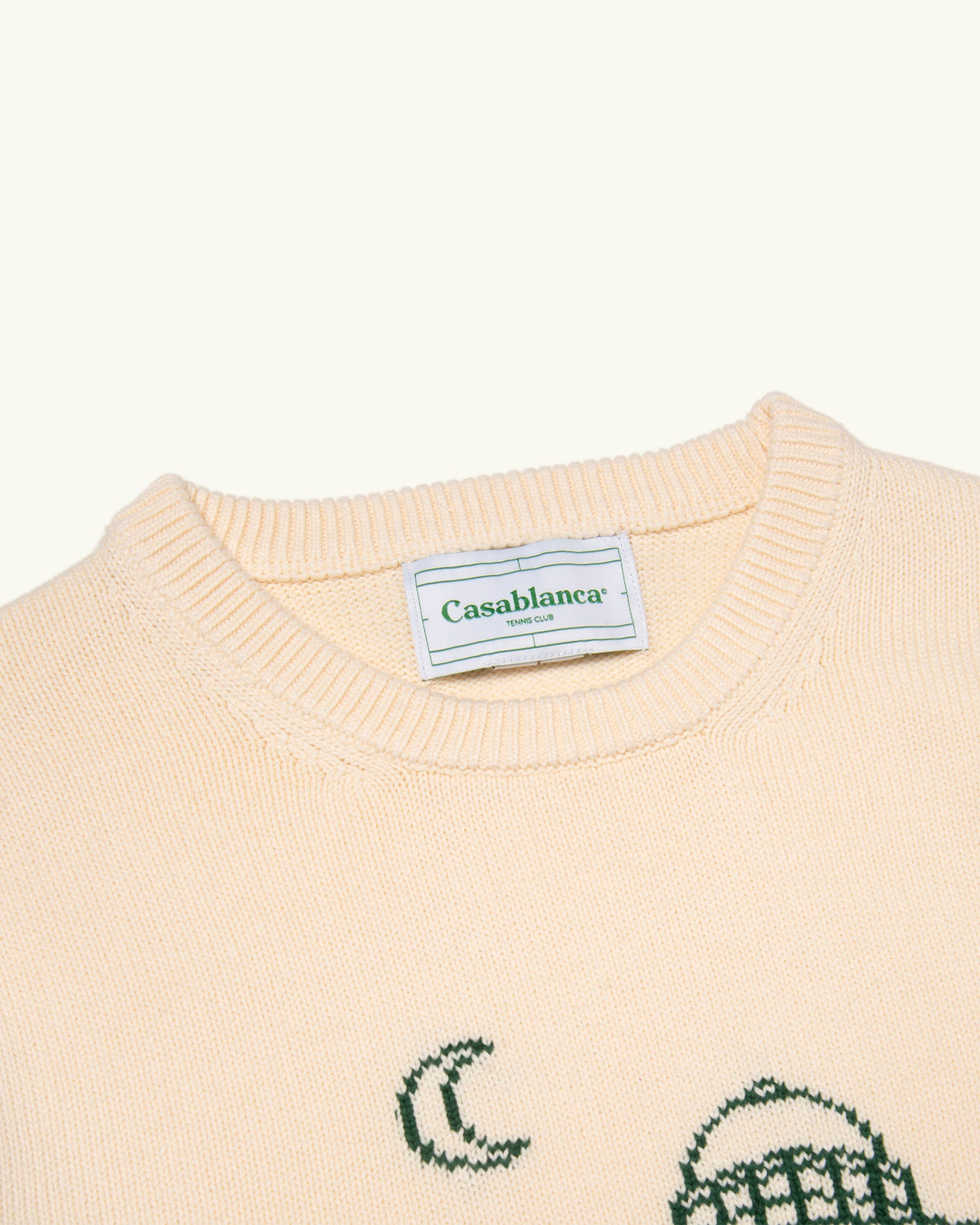 Casino Knitted Jumper