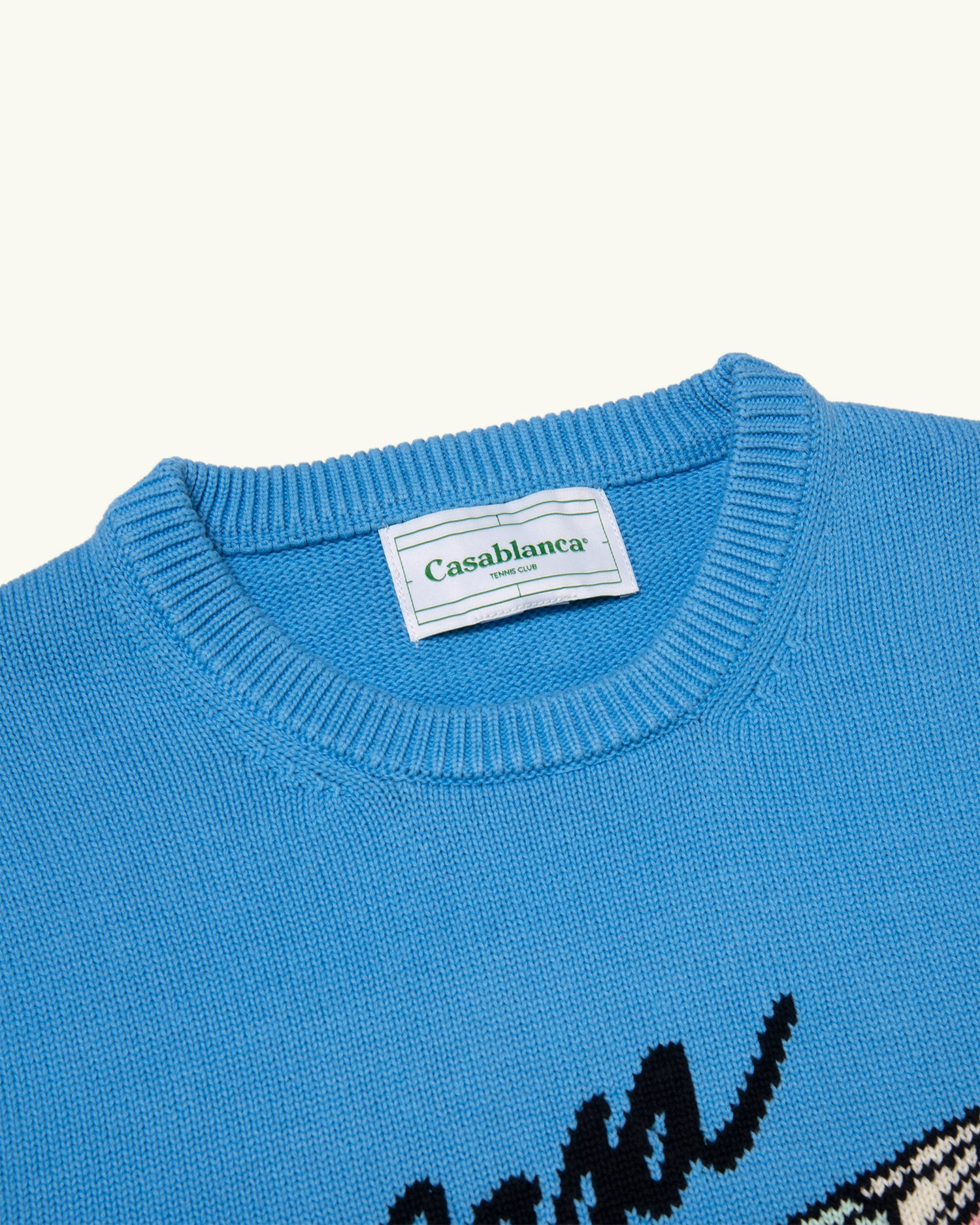 Casa Way Knitted Jumper