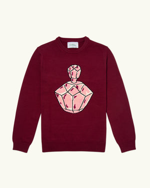 Parfum Knitted Jumper