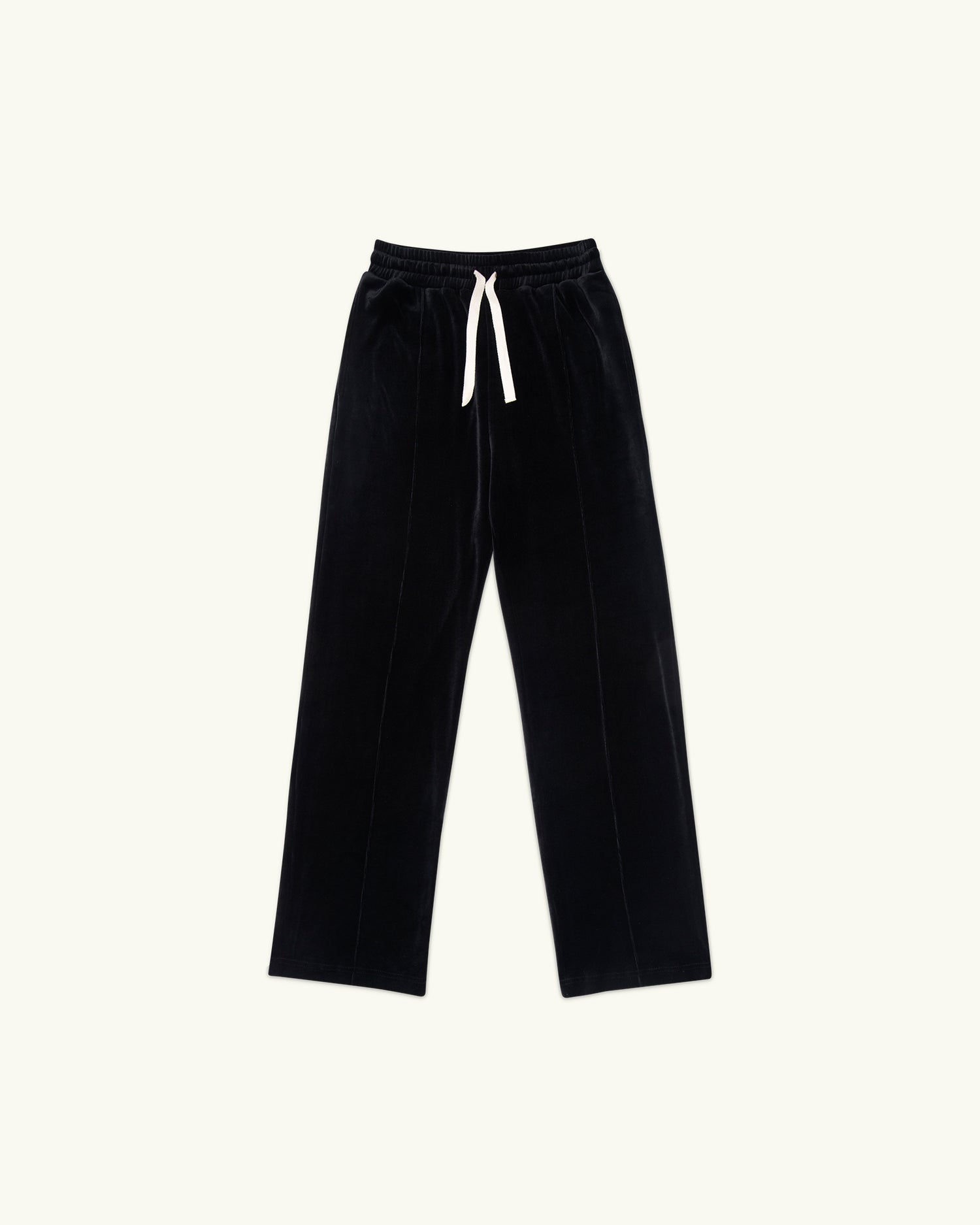 Velour Tracksuit Bottoms