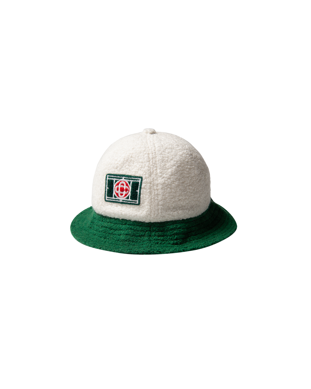 Patch 6 Panel Bucket Hat