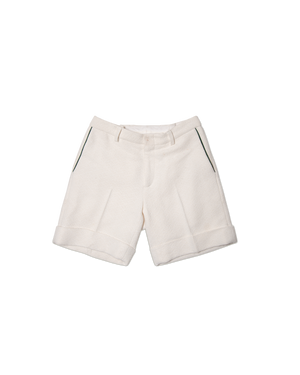 Piped Tennis Short