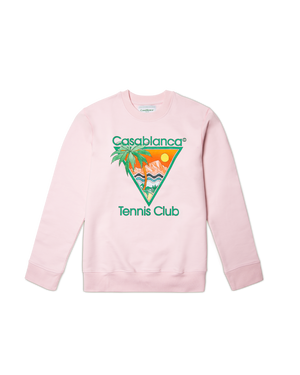 Pink Tennis Club Icon Sweatshirt