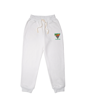 White Tennis Club Icon Sweatpant