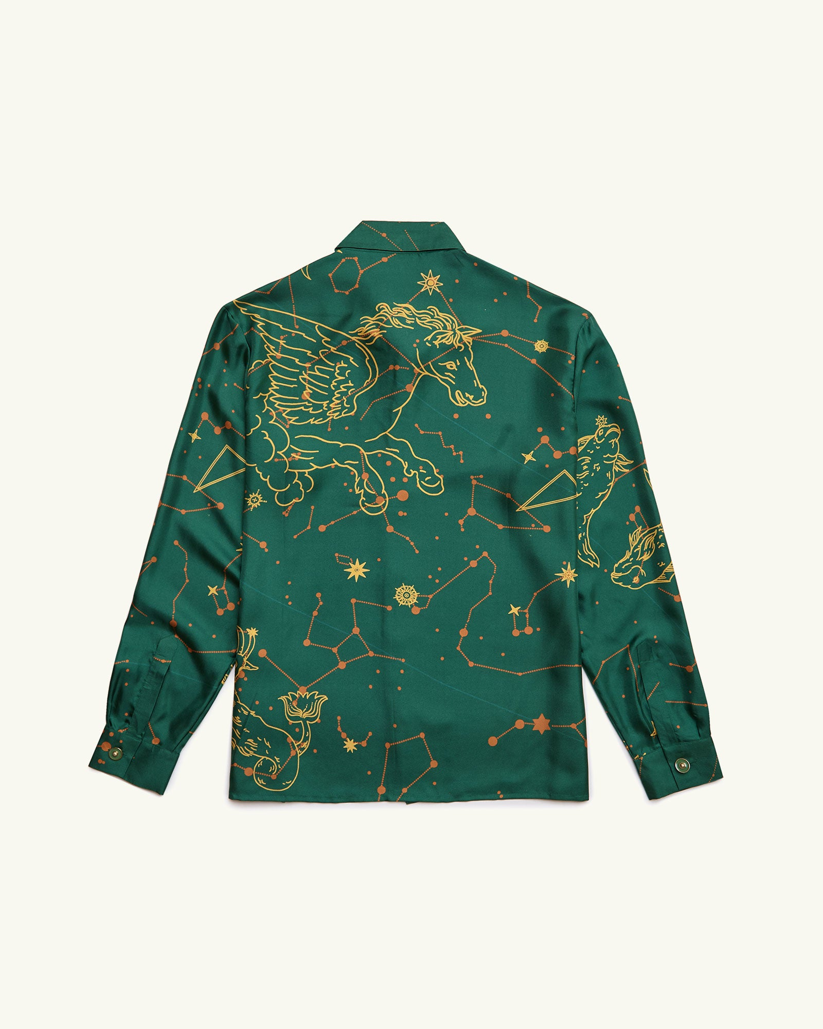 Constellation Silk Shirt