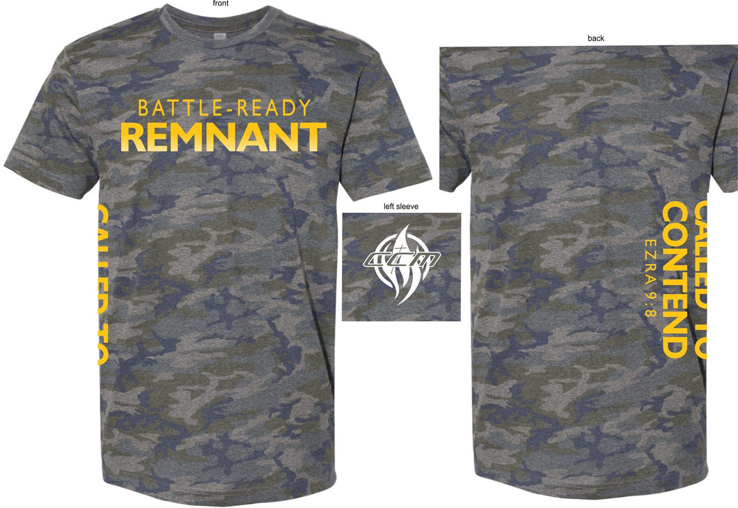 BATTLE READY REMNANT- CALLED TO CONTEND (Available To Ship January 14, 2021)