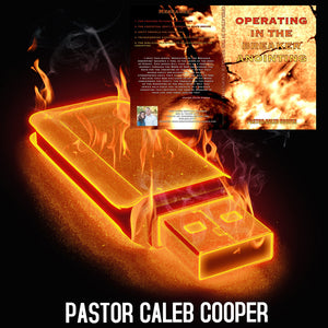 "FIRE STICK 5 Part Audio Sermon Series ""OPERATING IN THE BREAKER ANOINTING"""